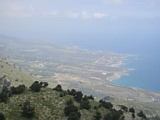View From a road from Imbros to Sfakia
